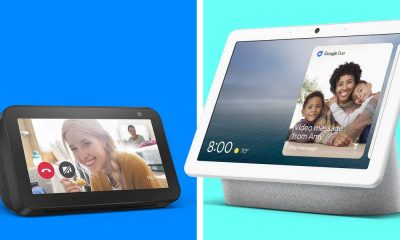 New tech  gadgets  gizmos  hi tech  Google Nest Hub vs Amazon Echo Program 5: Nest Center is better constructed, while Echo Program 5 brings more features