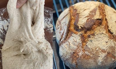 Recipes Here's An Absolutely Hassle-free, Beginner-Friendly Guide To Baking Sourdough Bread