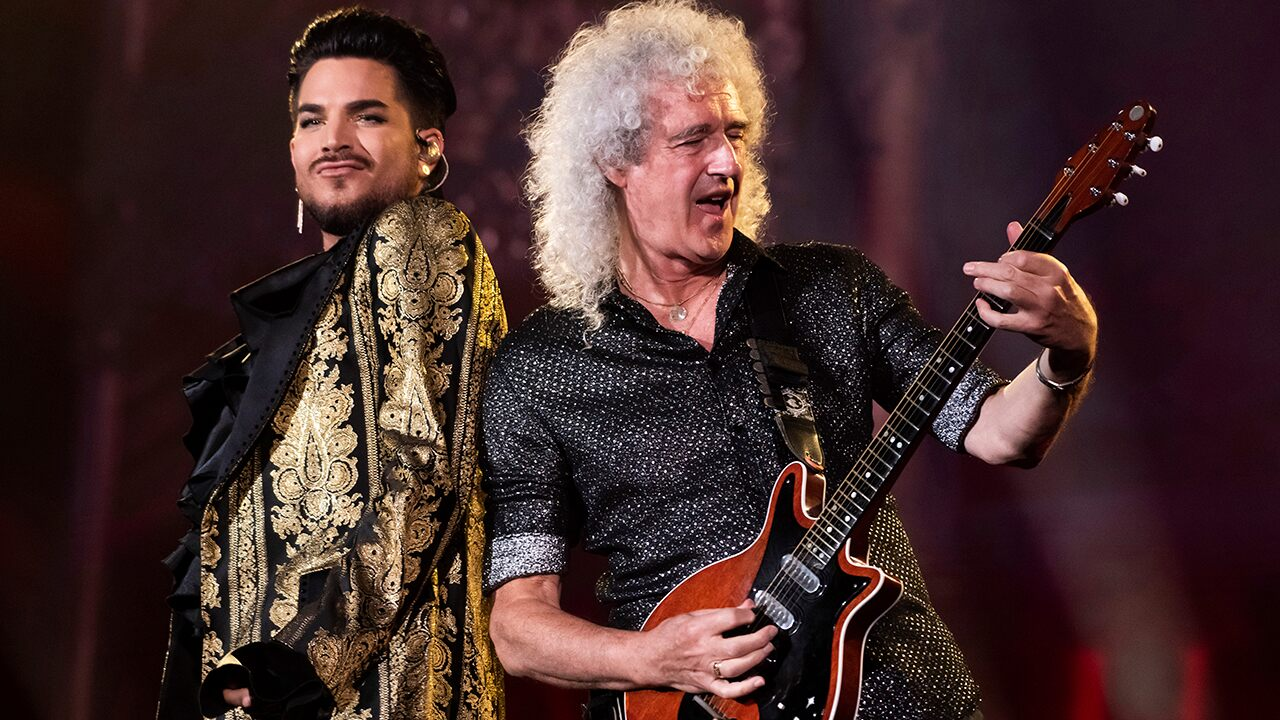 Gardening Queen guitarist Brian May states he's 'incredibly grateful' to be alive after cardiovascular disease: 'Rock on out there'