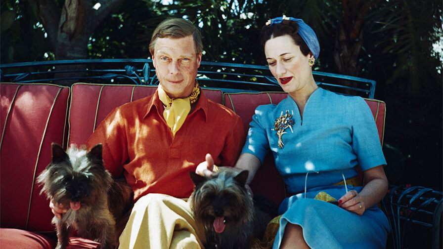 Gardening Edward VIII was 'compulsive' and 'suffocating' with American divorcee Wallis Simpson, doc says