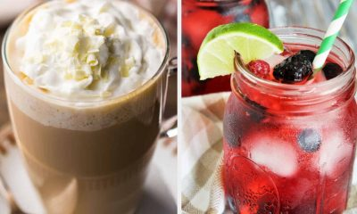 Recipes 16 DIY Recipes For Your Favorite Starbucks Drinks