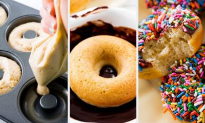 Recipes 21 Baked Donut Recipes You Can Quickly Make In The House