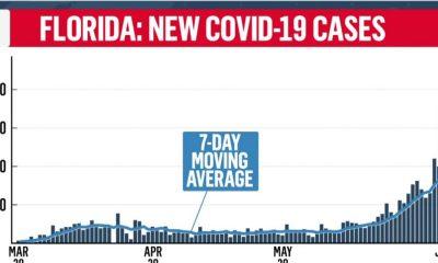Sunshine DeSantis knocked for COVID-19 response by Florida politics skilled