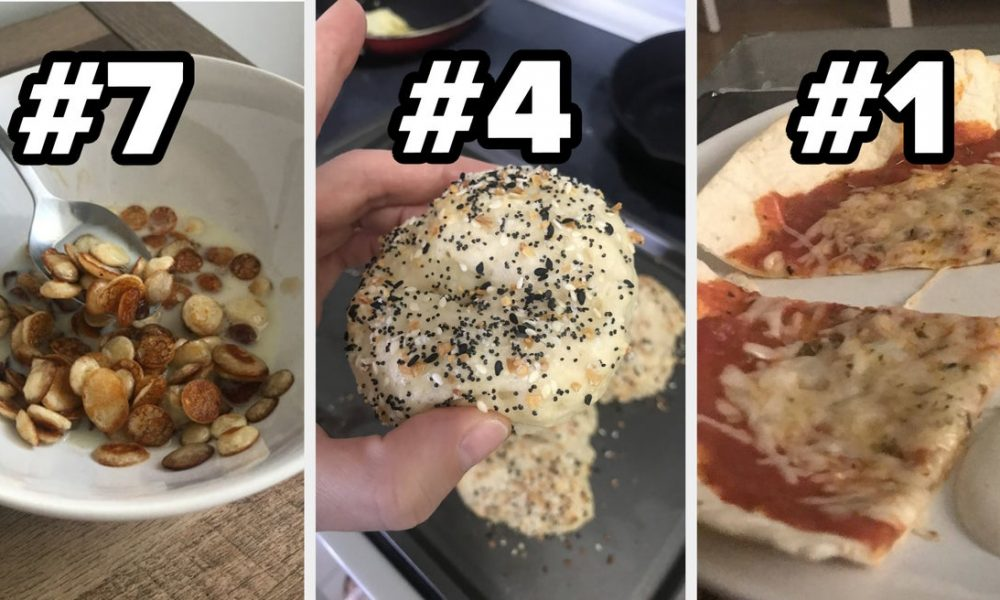 Recipes I Tried The Most Viral TikTok Recipes And Ranked Them From Worst To Finest