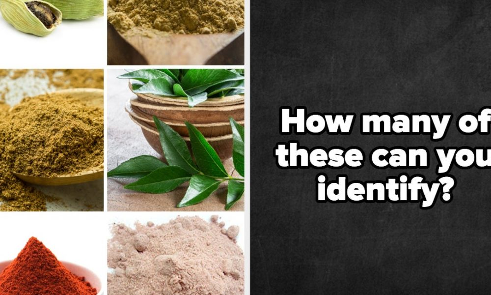 Recipes Sorry However If You Can't Identify Over 15 Of These Indian Spices, You Probably Don't Know How To Prepare
