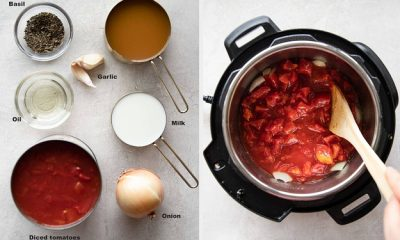 Recipes 21 Easy Soups That All Start With A Can Of Tomatoes